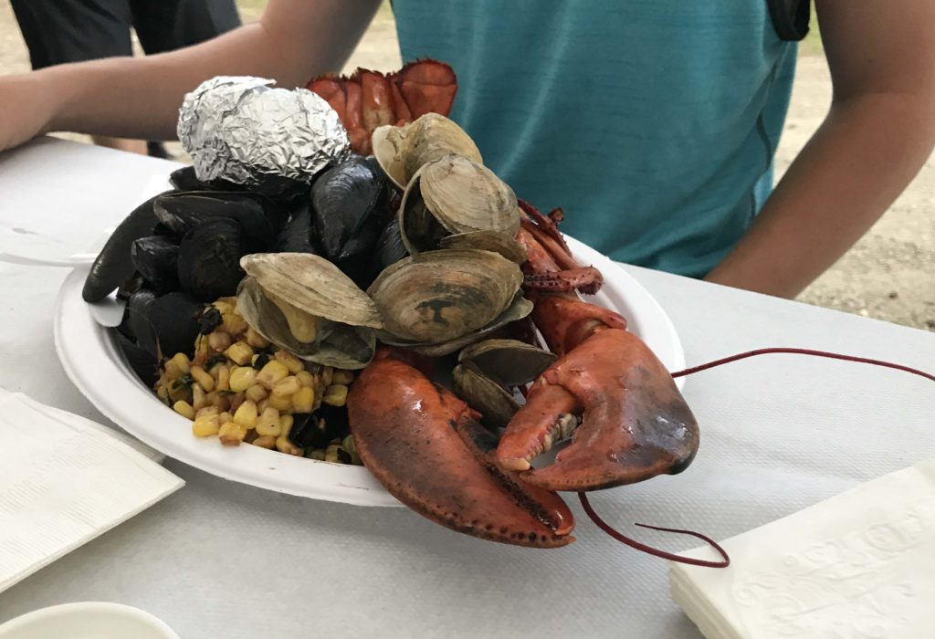 Searsport Shores Lobster Bake