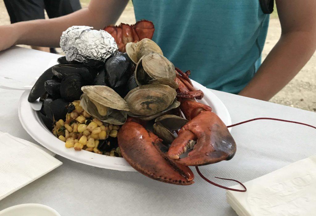 Searsport Shores Lobster Bake